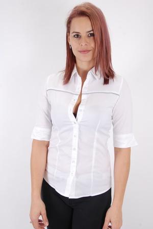 Košile dámská se sedlem ELEGANCE