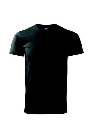 Tričko BASIC černé