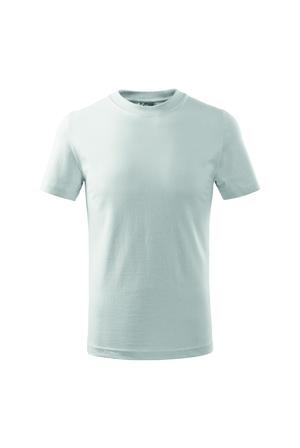 Tričko dětské BASIC bílé