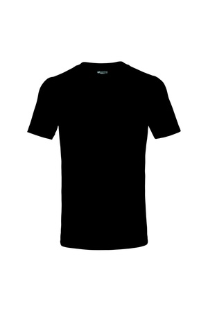 Tričko dětské BASIC černé