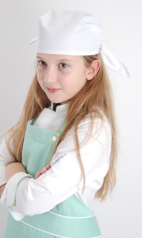 Dětský kuchařský šátek PIRÁT