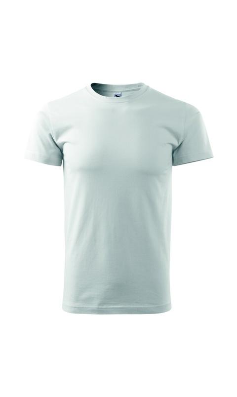 Tričko BASIC bílé