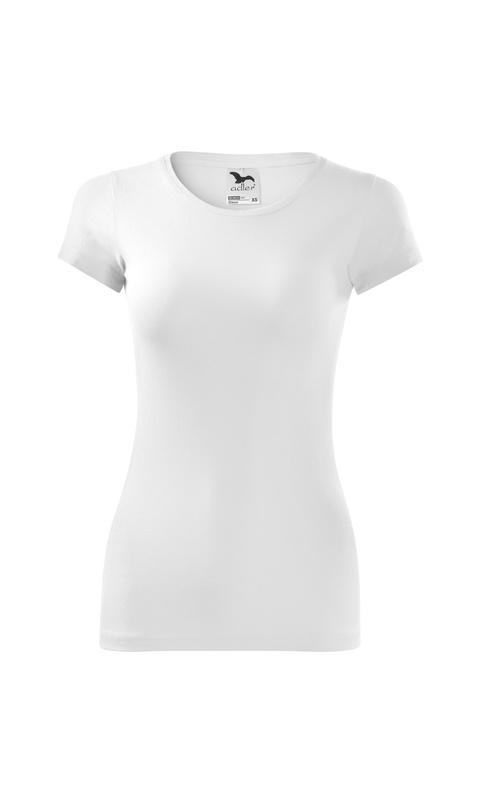 Dámské tričko GLANCE bílé